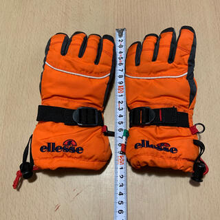 エレッセ(ellesse)のスキー手袋(ウエア/装備)