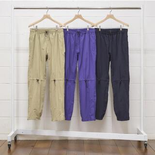 アンユーズド(UNUSED)のUNUSED アンユーズド UW0792 nylon pants サイズ1(ワークパンツ/カーゴパンツ)