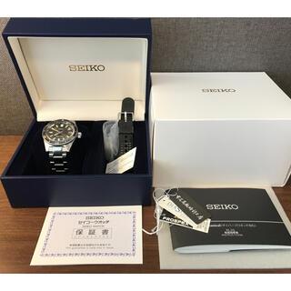 セイコー(SEIKO)のSEIKO プロスペックス  ダイバースキューバ sbdx019(腕時計(アナログ))