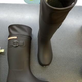 ヒロミチナカノ(HIROMICHI NAKANO)の新品防寒長靴(長靴/レインシューズ)