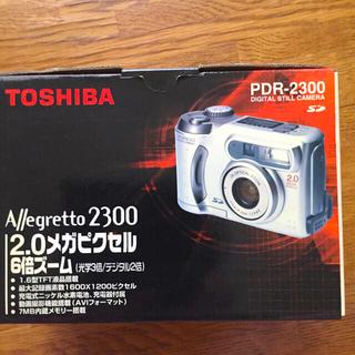 トウシバ(東芝)の東芝 デジタルカメラ ジャンク(コンパクトデジタルカメラ)