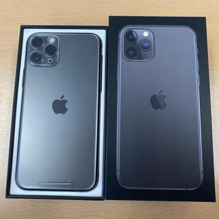 iPhone - iPhone 11 Pro 64GB simフリー スペースグレイ