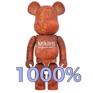 メディコムトイ(MEDICOM TOY)のMARS BE@RBRICK 1000%(その他)