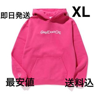 GDC - girls don't cry エンジェルフーディ ガルドン