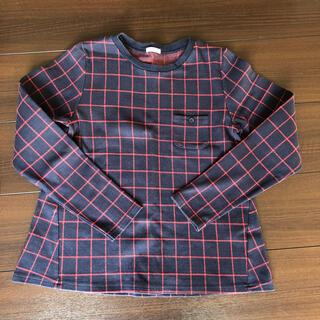 ジーユー(GU)のGUガールズカットソー 150(Tシャツ/カットソー)