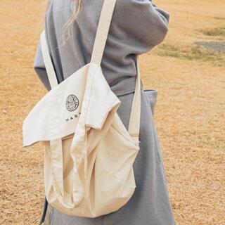 MARTE 2020福袋限定2wayバッグ(トートバッグ)