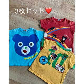 ミキハウス(mikihouse)のミキハウス3枚セット 100サイズ(Tシャツ/カットソー)