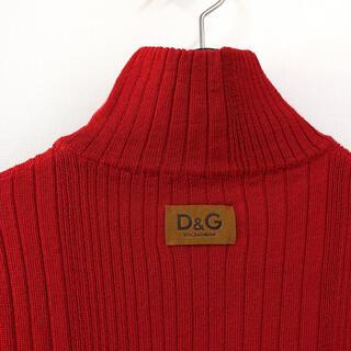 ドルチェアンドガッバーナ(DOLCE&GABBANA)のD&G  ドルガバ 美品 ニット タートル(ニット/セーター)