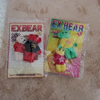 エグザイル トライブ(EXILE TRIBE)のEX BEAR 2012&2013 未使用未開封(その他)