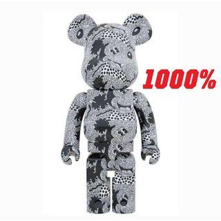 メディコムトイ(MEDICOM TOY)のBE@RBRICK Keith Haring ミッキー 1000%(アニメ/ゲーム)