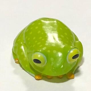 カイヨウドウ(海洋堂)のカプセルQミュージアム 財布にカエル「お財布蛙2」フライシュマンアマガエルモドキ(キャラクターグッズ)