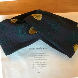 mina perhonen - ミナペルホネン  [タンポポ]クロスターバン handmade