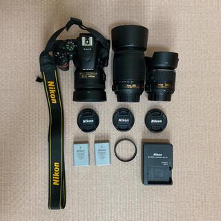 Nikon - nikonD5500 動作チェックOK