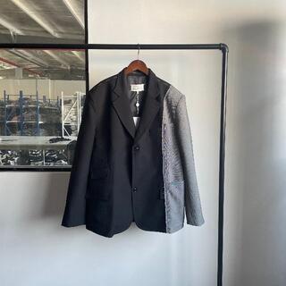 マルタンマルジェラ(Maison Martin Margiela)のMAISON MARGIELA ウールスーツ 44(スーツジャケット)
