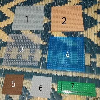 カワダ(Kawada)の値下げしました ナノブロック 土台 7個セット(積み木/ブロック)