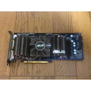 エイスース(ASUS)のASUS EN9800GTX+ /NVIDIA GeForce 9800 GTX(PCパーツ)