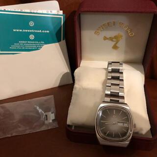 オメガ(OMEGA)のオメガ シーマスター TVスクリーン カラーダイヤル(腕時計(アナログ))