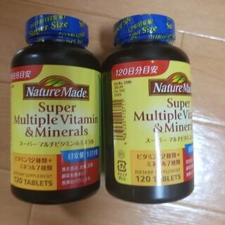 大塚製薬 - ネイチャーメイド スーパーマルチビタミン&ミネラル