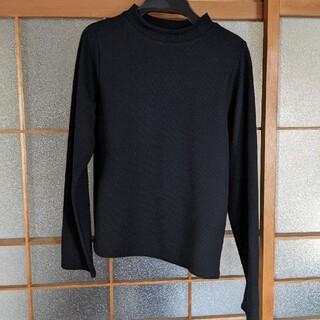 シマムラ(しまむら)の新品!!しまむら 長袖インナー  長袖Tシャツ Mサイズ♪(Tシャツ(長袖/七分))