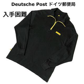 ダブルアールエル(RRL)のDeutsche Post ドイツ郵便局 局員シャツ ハーフジップ スウェット(スウェット)