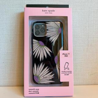 ケイトスペードニューヨーク(kate spade new york)の【新品】ケイトスペード iphoneケース フラワー iPhone 11 Pro(iPhoneケース)
