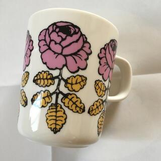 marimekko - マリメッコ ヴィヒキルース マグカップ