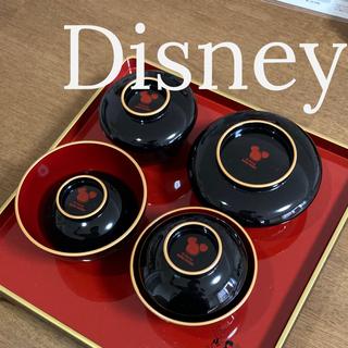 ディズニー(Disney)の【女の子用】お食い初め【食器】(お食い初め用品)