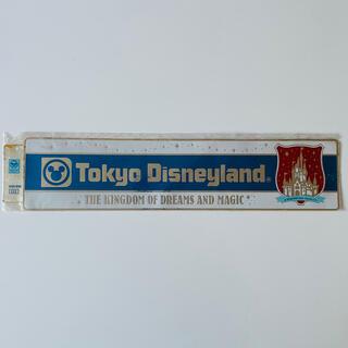 ディズニー(Disney)の東京ディズニーランド バンパーステッカー(キャラクターグッズ)