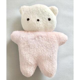 ファミリア(familiar)のファミリア おもちゃ くま 人形 ピンク(ぬいぐるみ/人形)