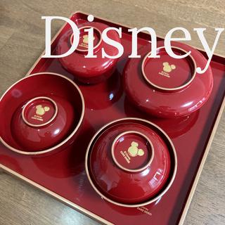 ディズニー(Disney)の【男の子用】お食い初め【食器】(お食い初め用品)