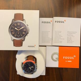 FOSSIL - FOSSIL Q Grant ハイブリッドスマートウォッチ