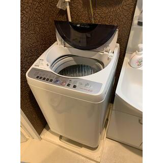 シャープ(SHARP)の洗濯機(洗濯機)