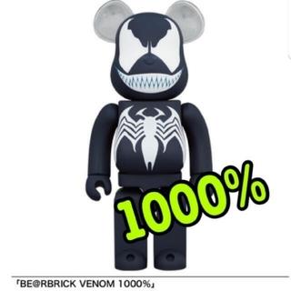 メディコムトイ(MEDICOM TOY)のBE@RBRICK VENOM 1000%(その他)