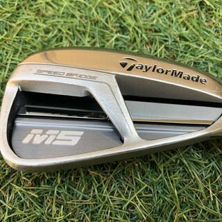 テーラーメイド(TaylorMade)のM5   7番アイアン フレックスS  スチールシャフト(ゴルフ)
