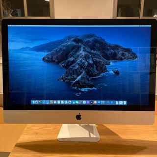 Apple - iMac Late 2013 27inch ME089J/ メモリ増設済32gb