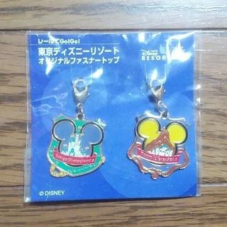 ディズニー(Disney)の東京ディズニーリゾートオリジナルファスナートップ(非売品・未使用)(キャラクターグッズ)