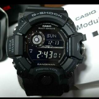 ジーショック(G-SHOCK)のGショック・レンジマン(GW-9400-1BER)(腕時計(デジタル))