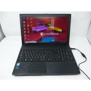 東芝 - 東芝 Dynabook B453/J Office2019 ノートパソコン