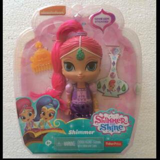 ディズニー(Disney)のシマーとシャイン shimmer shine ディズニー フィギュア 人形 新品(特撮)