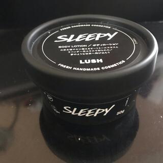 LUSH - lush ラッシュ トワイライトムーン SLEEPY ボディローション