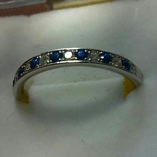 専用 アウイナイトリング 0.13ct Pt900 13号(リング(指輪))