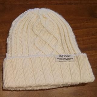 エフオーキッズ(F.O.KIDS)のアプレレクール エフオー ニット帽 帽子 ベビー キッズ (帽子)
