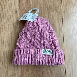 シマムラ(しまむら)のバースディ☆ニット帽(帽子)
