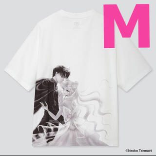 UNIQLO - セーラームーン ユニクロ Tシャツ Mサイズ