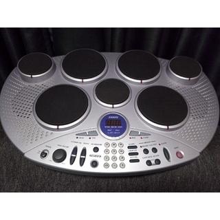 カシオ(CASIO)のCASIO 電子ドラム LD-80(電子ドラム)