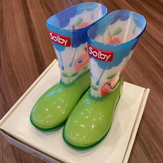 solby 長靴 16cm(長靴/レインシューズ)