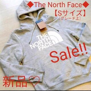 THE NORTH FACE - 【新品・メンズ・Sサイズ】ノースフェイス パーカー フリース トレーナー