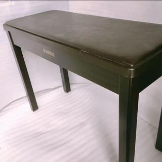【送料無料L】ピアノ椅子 電子ピアノ チェアー 台 黒 物置(エレクトーン/電子オルガン)