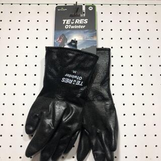 ショーワ(SHOWA)のショーワグローブ テムレス01ウインター ブラック Mサイズ 防水防寒グローブ(手袋)