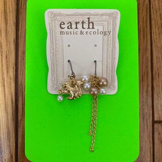アースミュージックアンドエコロジー(earth music & ecology)のピアス earth music & ecology(ピアス)
